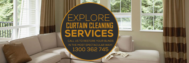 Curtain Cleaning Halloran
