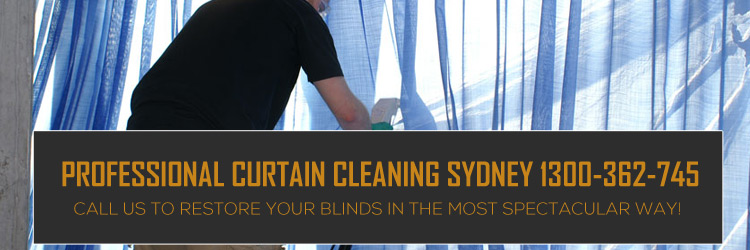 Curtain Cleaning Mount White