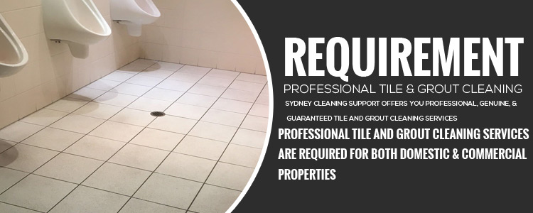 Tile and Grout Cleaning Round Corner