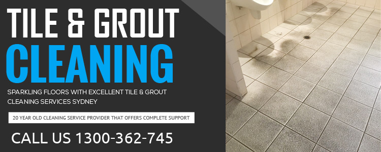 Tile and Grout Cleaning North Sydney