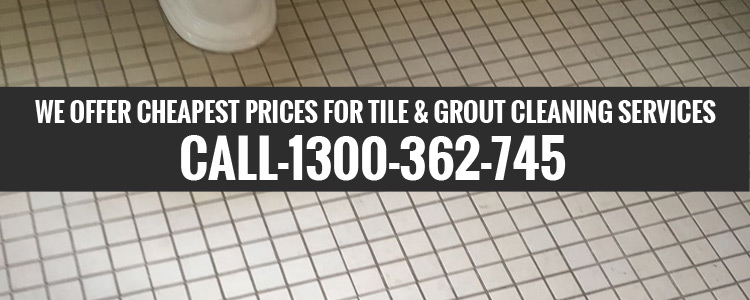 Tile and Grout Cleaning Nords Wharf