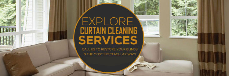Residential Curtain Cleaning Services Mount White