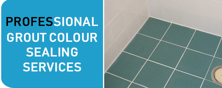 Grout Colour Sealing Services