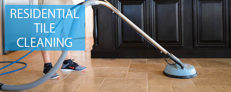 Residential Tile Cleaning Denistone
